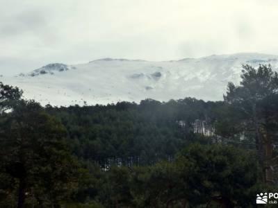La Chorranca-Cueva Monje-Cerro del Puerco;agencias de viajes para solteros la pedriza de manzanares